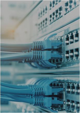 Telekomunikacja data center kable