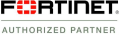Fortinet authorized partner logo