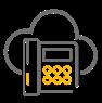 ikonka telefon w chmurze