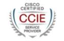 Cisco Certified CCIE Service Provider