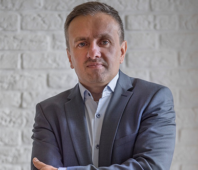 Piotr Pawłowski CEO 3S i 3S Data Center