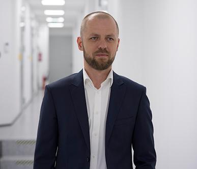 Tomasz Doligalski członek zarządu 3S i 3S Data Center