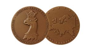 Medal europejski nagroda