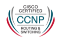 Cisco Certified CCNP Routing & Switching