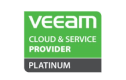 Veeam cloud and service provider platinum