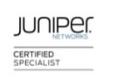JUNIPER Networks Certified Specialist