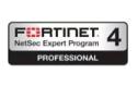 Fortinet NetSec Expert Program Professional