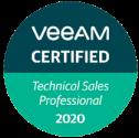 Certyfikat Veeam Certified