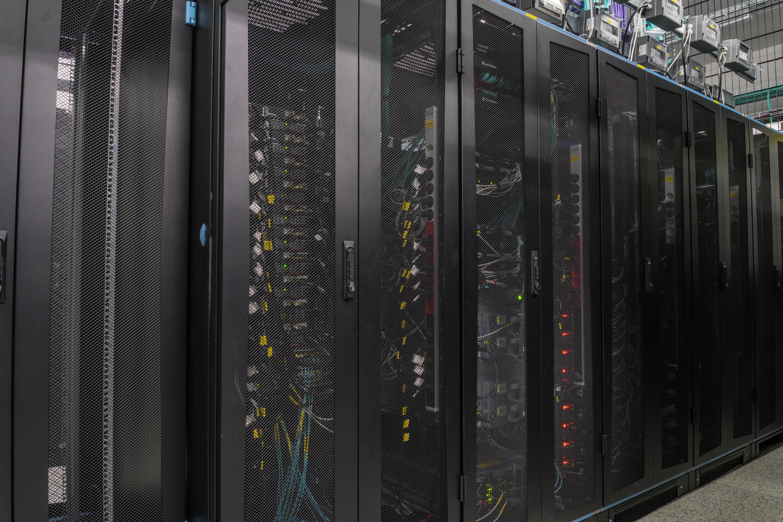 szafy w data center
