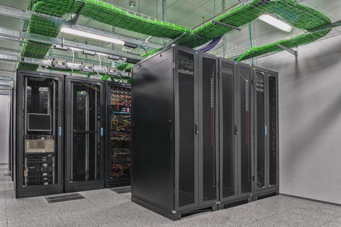 Szafy 3S Data Center Katowice