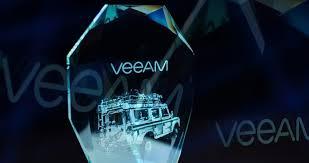 Nagroda Veeam Cloud and Service Provider