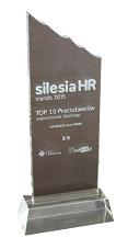 Silesia HR Trends statuetka