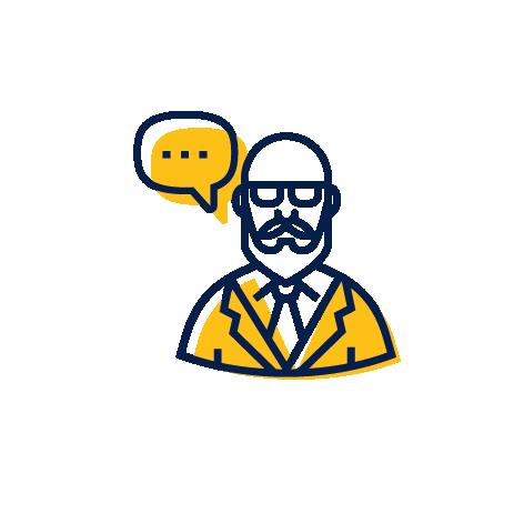 kontakt osoba ikona
