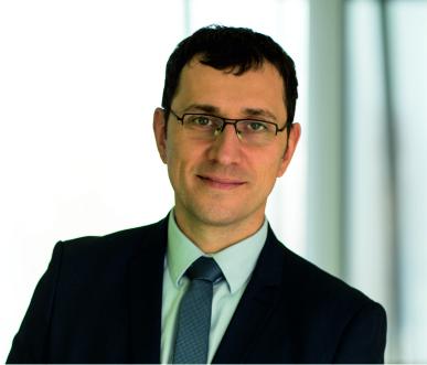 Grzegorz Paszka członek zarządu 3S i 3S Data Center