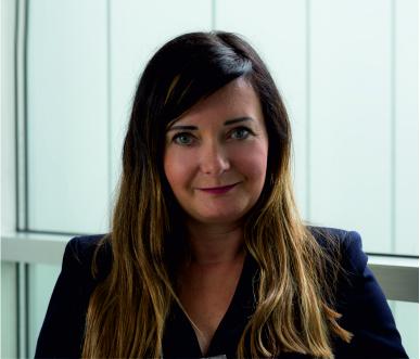 Monika Gruszczyk członek zarządu 3S i 3S Data Center