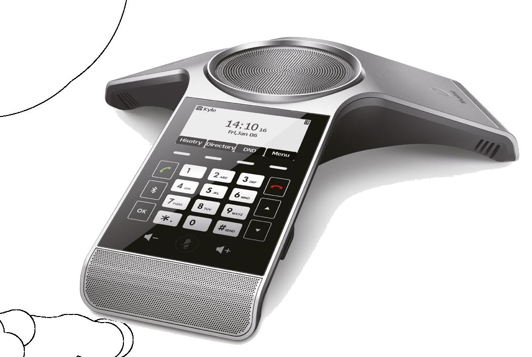 Telefon audiokonferencyjny CP920
