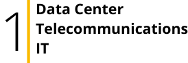 data center telecommunications IT