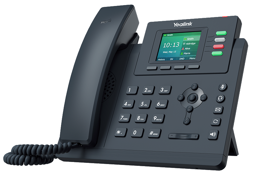 Telefon yealink seria T3X T33G