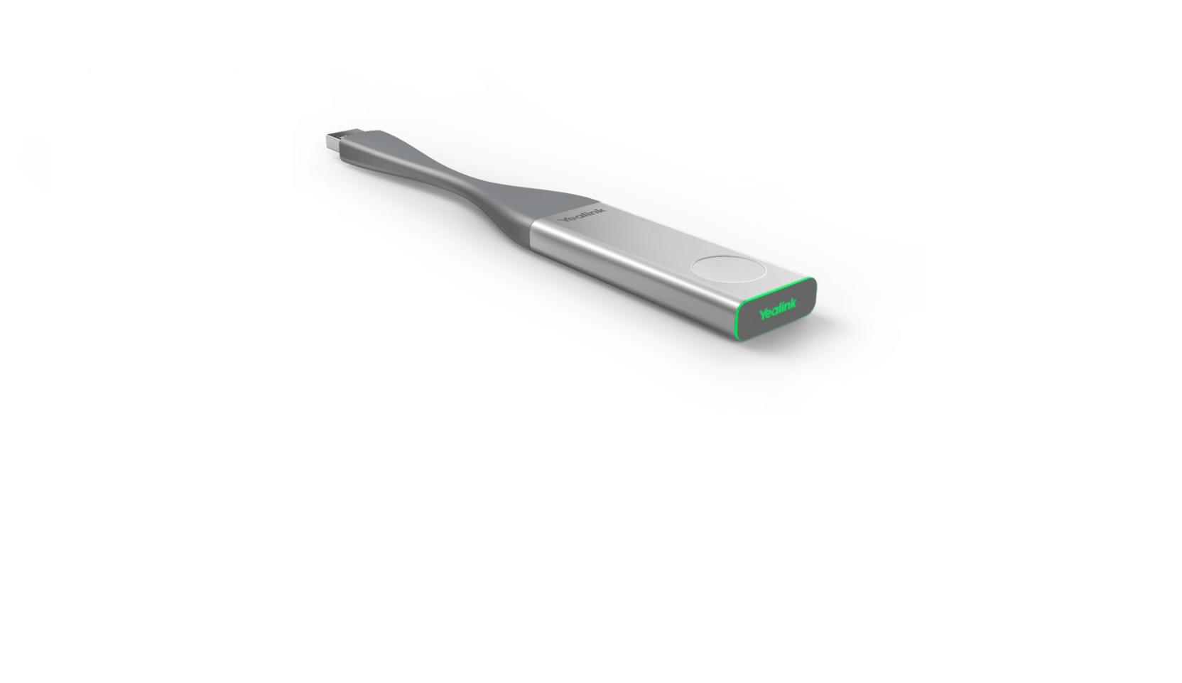moduł USB do bezprzewodowego przesyłania treści z komputera na wideoterminale Yealink WPP20