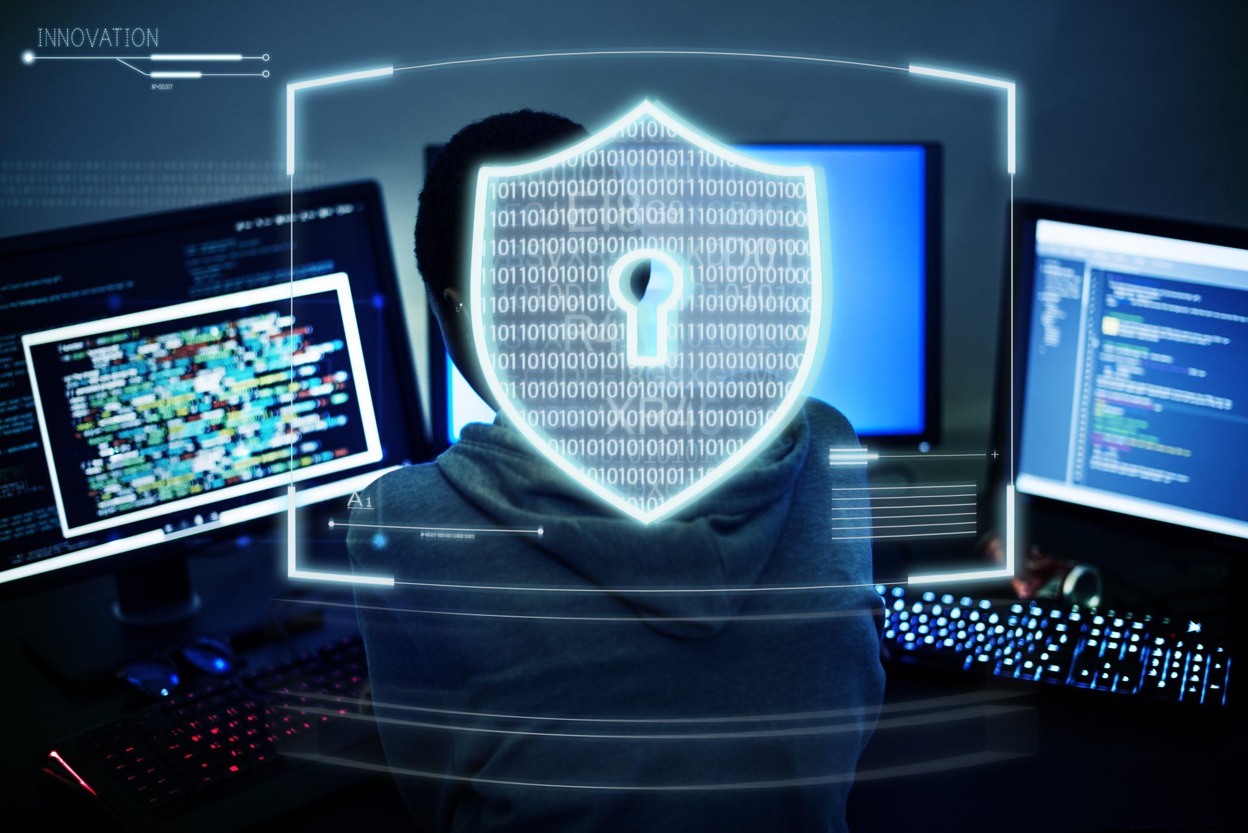 replikacja chrona danych komputer monitor security