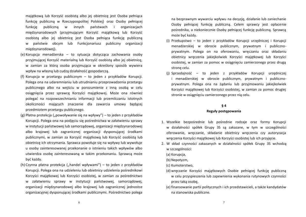 Kodeks Antykorupcyjny Spółek Grupy 3S_3
