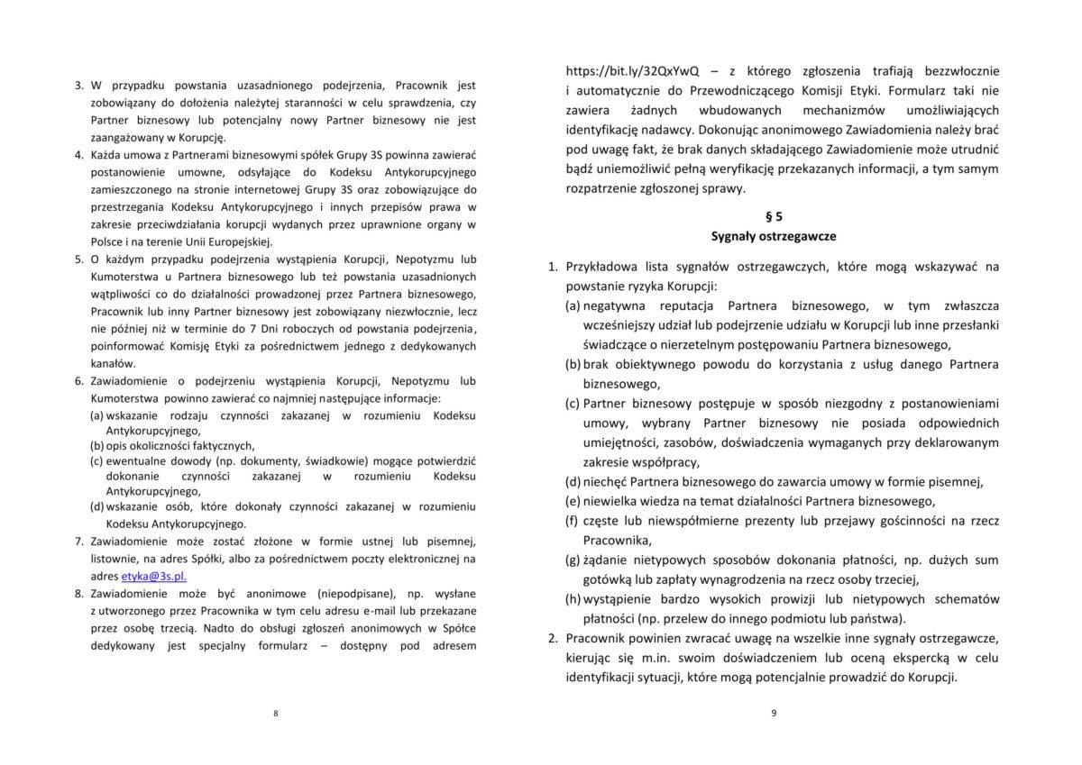 Kodeks Antykorupcyjny Spółek Grupy 3S_4