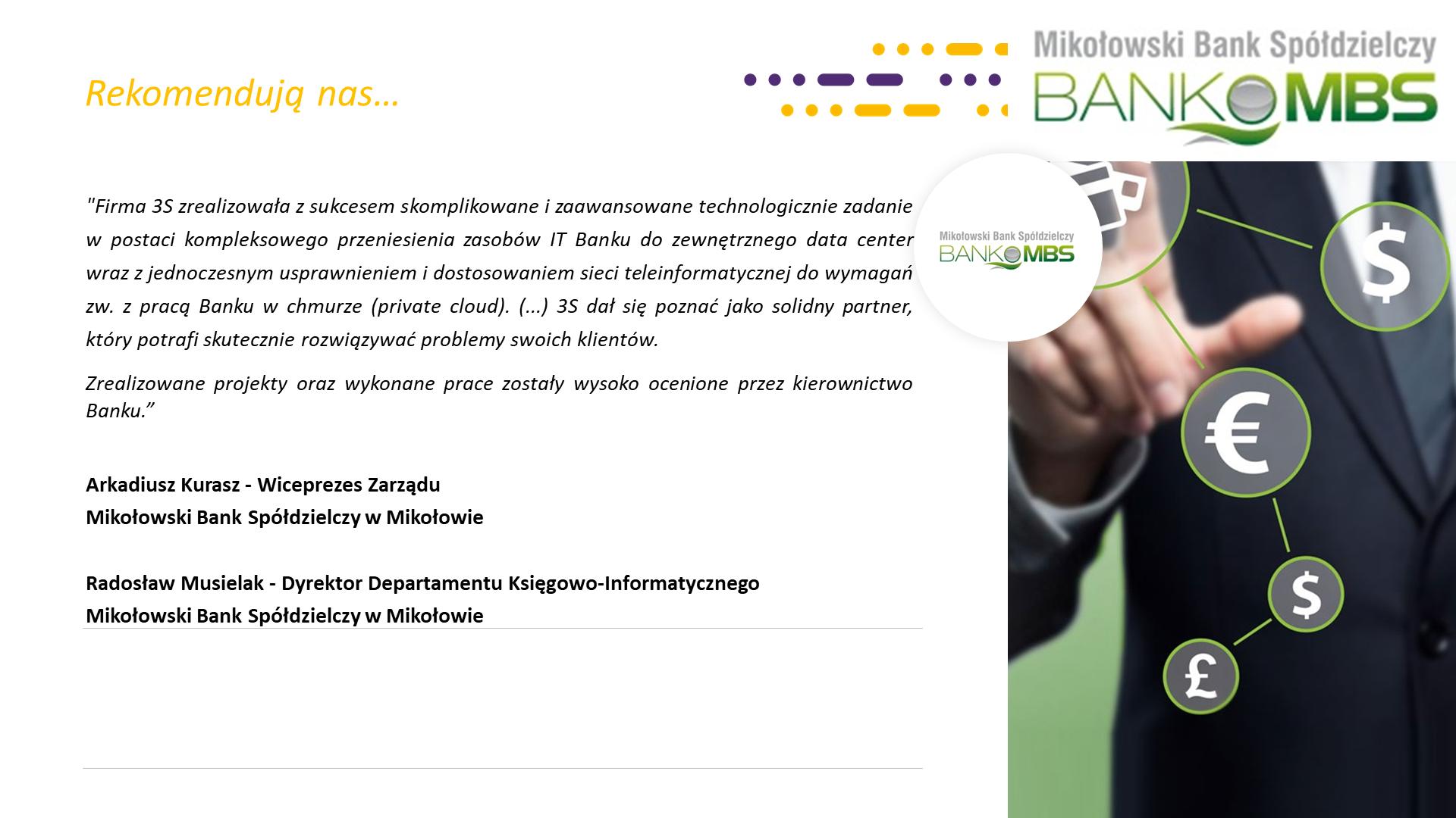 RekomendacjaBankSpoldzielczyMikolow