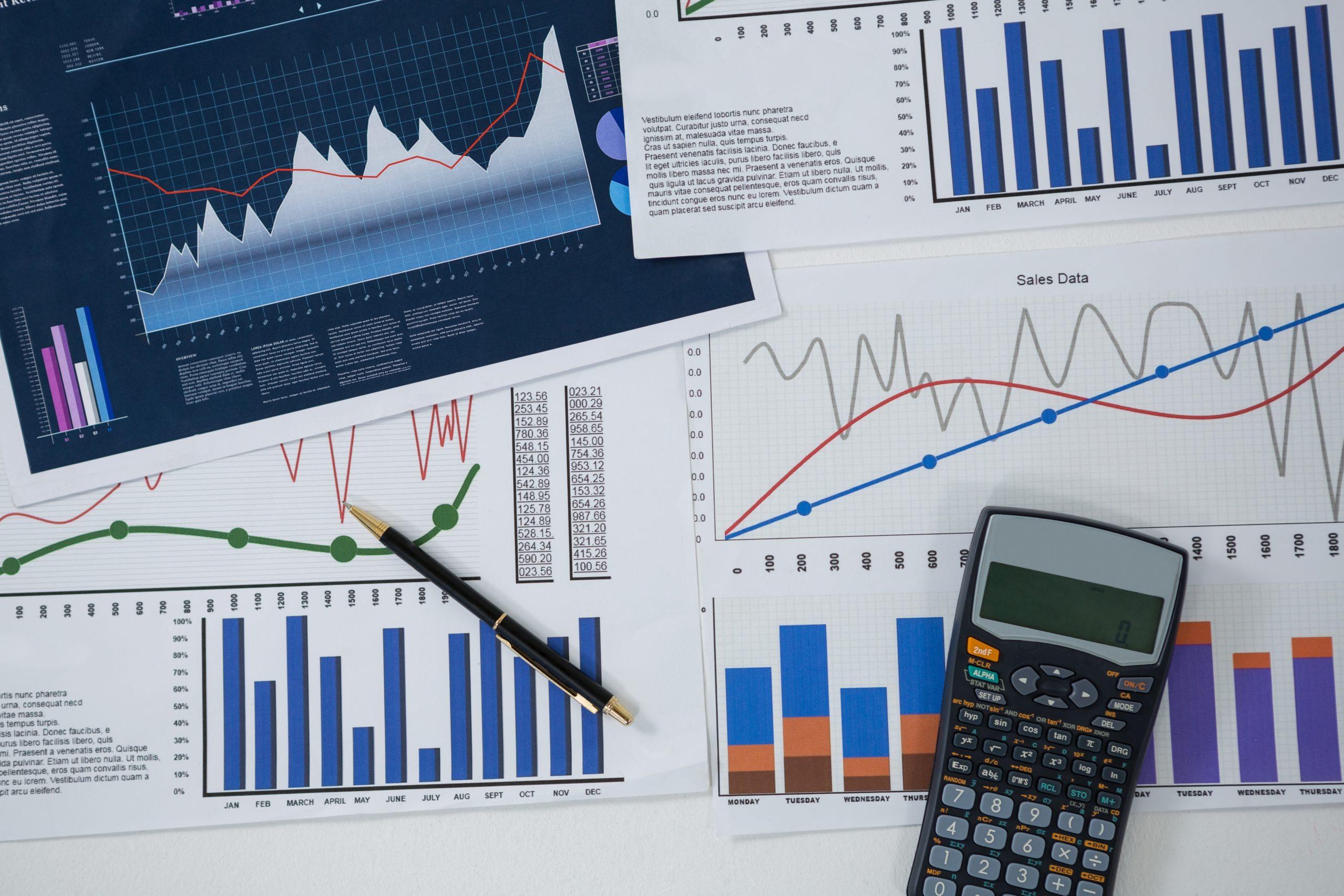 kalkulacje przychodów wydatków strat i zysków