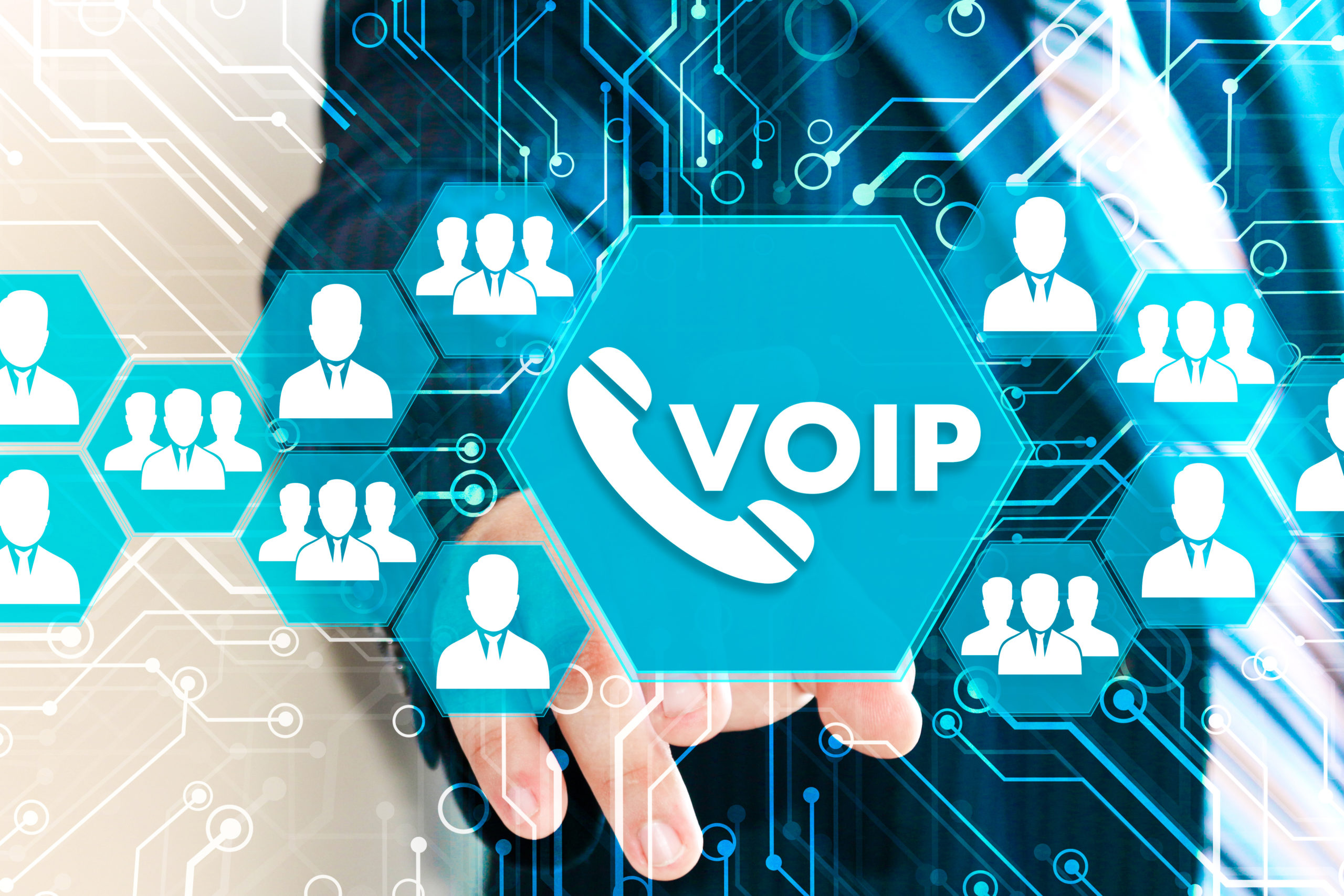 voip usługi do telekomunikacji