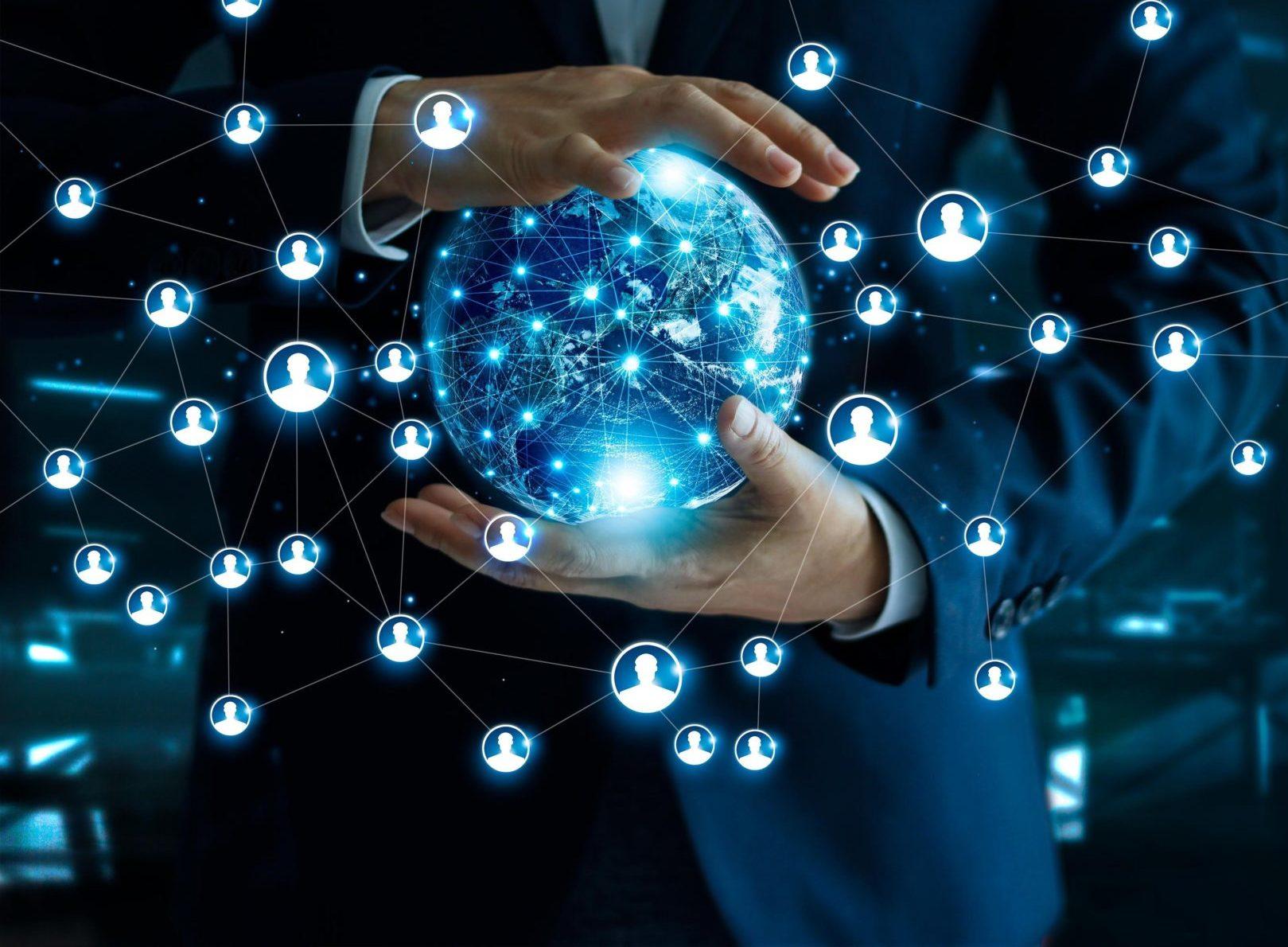 technologia, globalna sieć