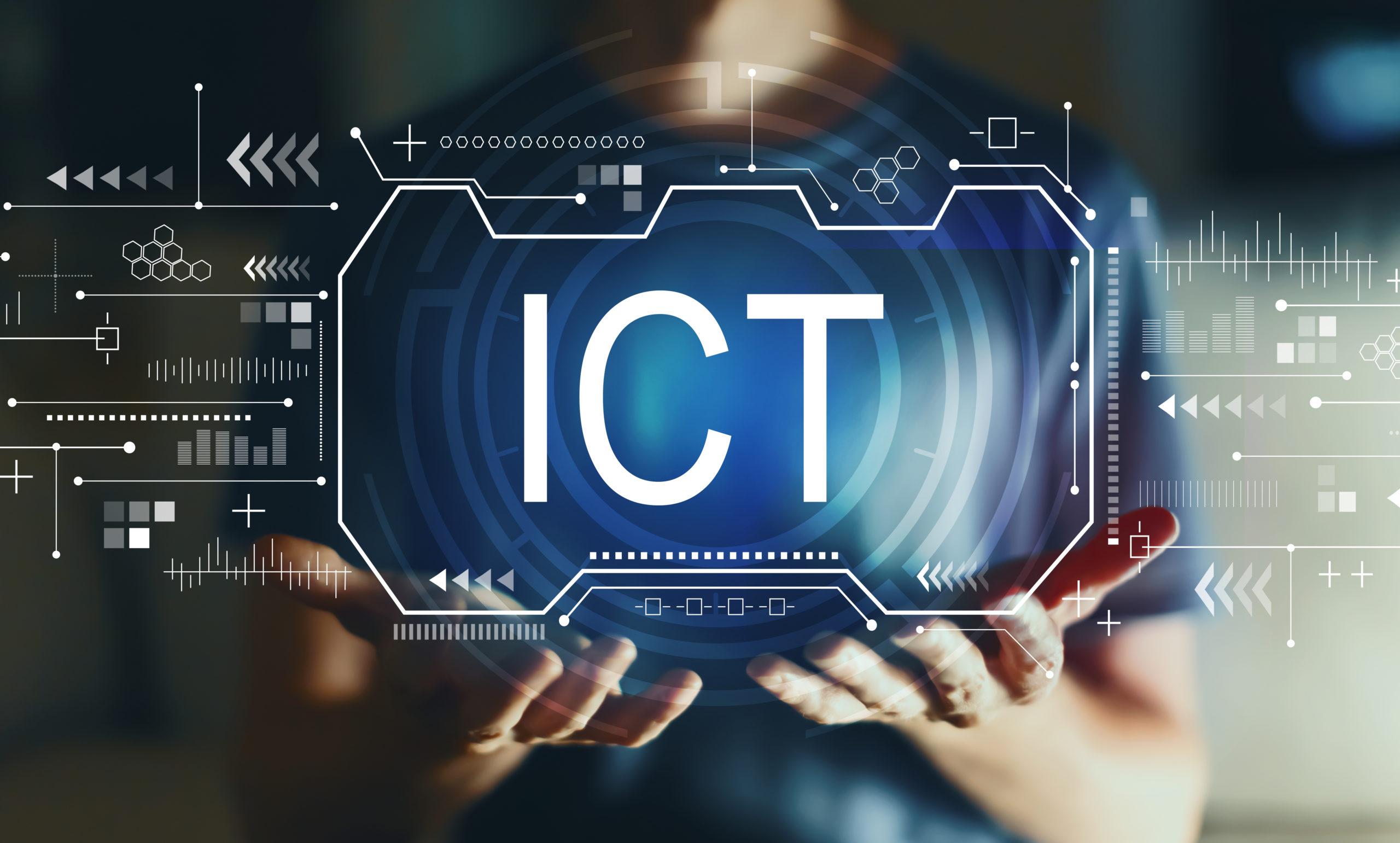 Information and communications technology rozwiązania ict